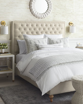Serena & Lily Savoy Embroidered Duvet Cover