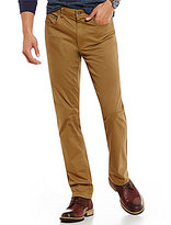 Roundtree & Yorke Casuals Big & Tall Straight Fit 5-Pocket Pants