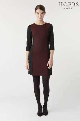 Hobbs Womens Black Gracie Dress - Black