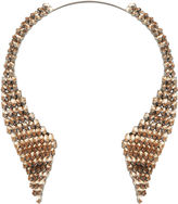 BCBGMAXAZRIA Stone Collar Necklace