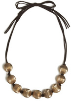 Metal Ball Necklace