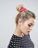Asos Large Color Pop Scrunchie