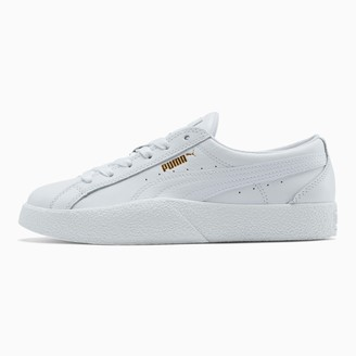 Puma Love Tumbled Leather Women's Sneakers