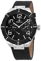 Burgmeister Women's BM611-922B Analog Display Quartz Black Watch