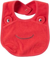 Carter's Terry Teether Bib - Red Crab