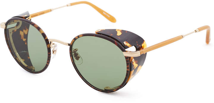 Garrett Leight Wilson Sun Shield Sunglasses
