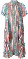 Marco De Vincenzo printed shirt dress