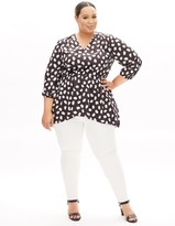 Lane Bryant Beauticurve High-Low Tunic Top
