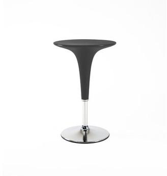 "Bombo 22"" Round Adjustable Table Gordon International Seat Color: Black"