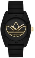 adidas 'Santiago' Polyurethane Strap Watch, 42Mm