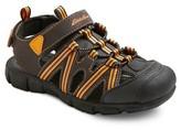 Eddie Bauer Boys' Heath Slide Sandals - Brown