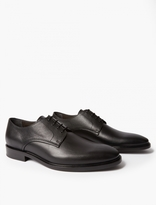 Lanvin Black Derby Shoes