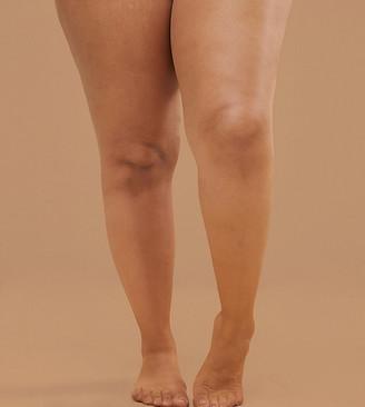 Nubian Skin 15 Denier Nude Tights In Warm