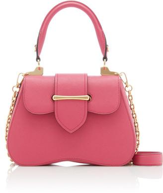Prada Sidonie Textured-Leather Shoulder Bag