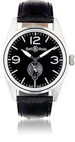Bell & Ross Men's BR 123 Original Black Watch-BLACK