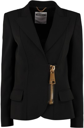 Moschino Double Breasted Blazer