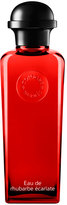 Hermes Eau de rhubarbe é;carlate Eau de Cologne Spray, 6.8 oz.