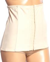 Joan Vass Nude Firm Compression Waist Cincher - Plus Too
