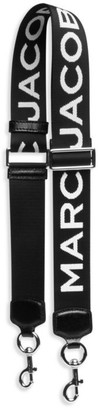 Marc Jacobs Logo Webbing Strap