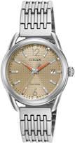 Citizen Eco-Drive Two-Tone Bracelet Watch