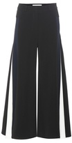 Peter Pilotto Crêpe wide-leg trousers