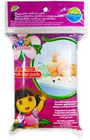 Neat Solutions Dora the Explorer Changing Table Toppers® (6-Pack)