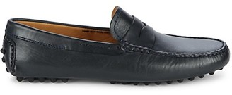 Saks Fifth Avenue Tonal Penny Driving Loafers