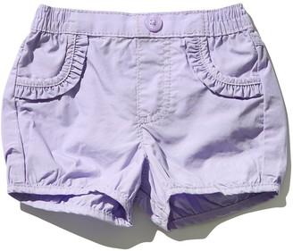 M&Co Frill trim shorts (0mths-4yrs)