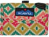Kavu Wally Wallet - Women's Spring Montage One Size
