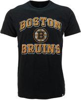 '47 Men's Short-Sleeve Boston Bruins Scrum T-Shirt
