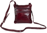 David King Women's 3734 Florentine Cross Body Bag