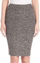 St. John Moorisha Knit Pencil Skirt