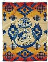 Pendleton Star Wars(TM) Bb-8 Blanket