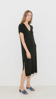 Anine Bing Deep V Dress