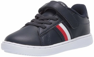 Tommy Hilfiger Baby Kids' TH Iconic Court 2.0 PS Sneaker