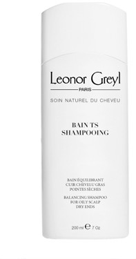 Leonor Greyl Bain TS Balancing Treatment Shampoo for Oily Scalps & Dry Ends 200ml