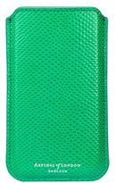 Aspinal of London Lizard Embossed iPhone 6 Holder