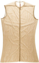 Rick Owens Lilies sheer dress - women - Polyamide/Spandex/Elastane - 40