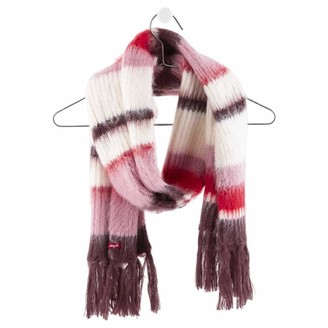 Levi's Women's Chunky XL Knit Scarf Cold Weather