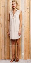 Greylin Sleeveless Kai Shirtdress