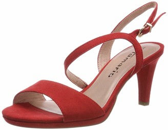 Tamaris 1-1-28318-22 533 Womens Slingback Sling Back Sandals