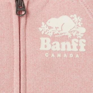 Roots Baby Girl Banff Ski City Full Zip Hoody