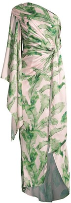 Significant Other Caspian Tropical Dress