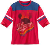 Disney Minnie Mouse Athletic Fashion Tee for Juniors
