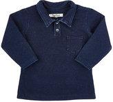Nupkeet Long-Sleeve Polo T-Shirt