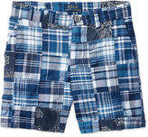 Ralph Lauren 2-7 Straight Cotton Madras Short