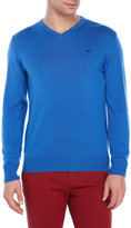 Moods of Norway Trond V-Neck Wool Sweater