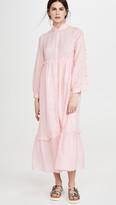 Sea Lucy Long Sleeve Maxi Dress