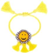 Shourouk Hippie Happy Face Bracelet