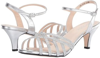 Touch Ups Amara (Silver) Women's Shoes